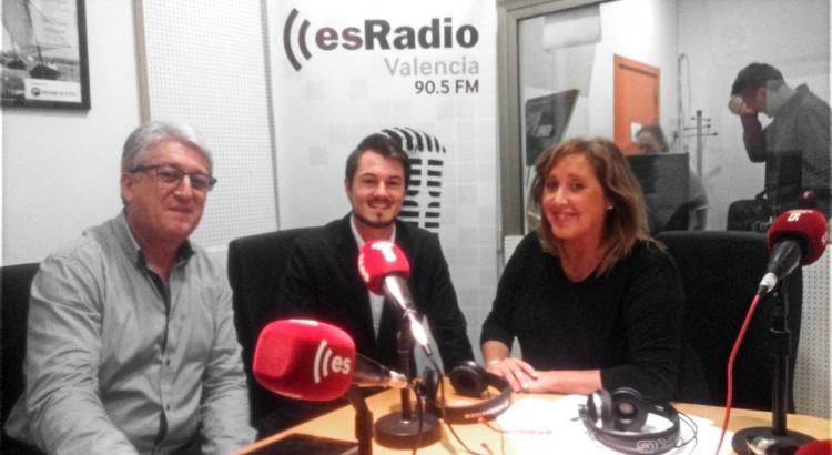 Entrevista en esRadio a RIVAYA Procurador